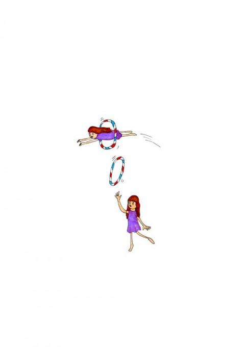 Hula-Hoop Warp