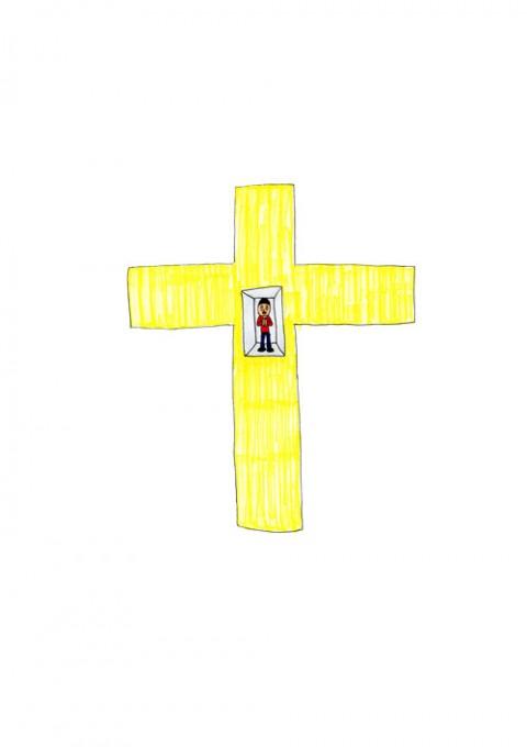 Jesus Elevator