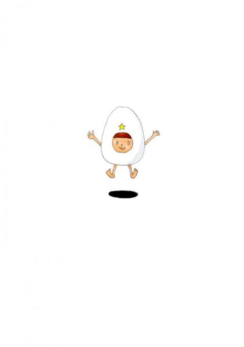 Boiled Egg Boy