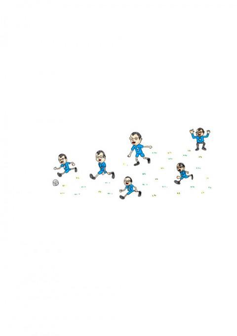 Jean Reno Soccer