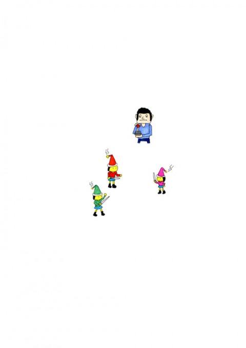 Dwarf Combat Game