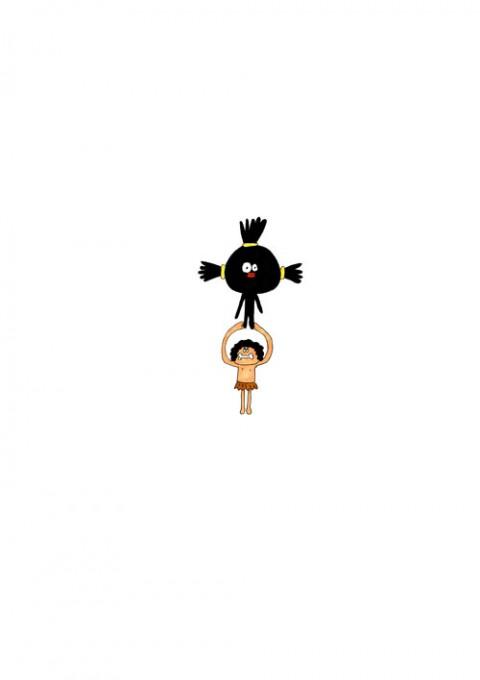 Gabon Doll