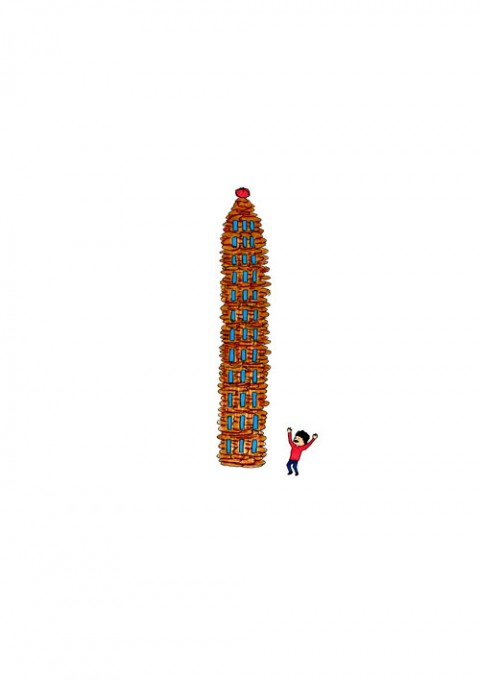 Kebab Tower