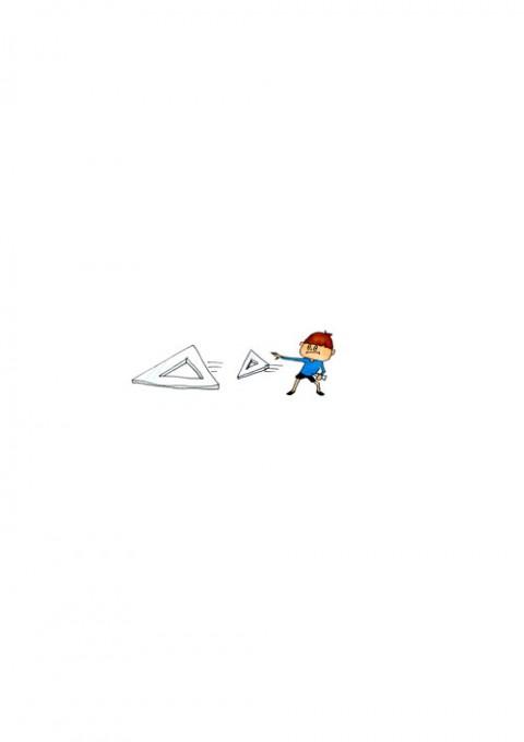 Triangle Shuriken