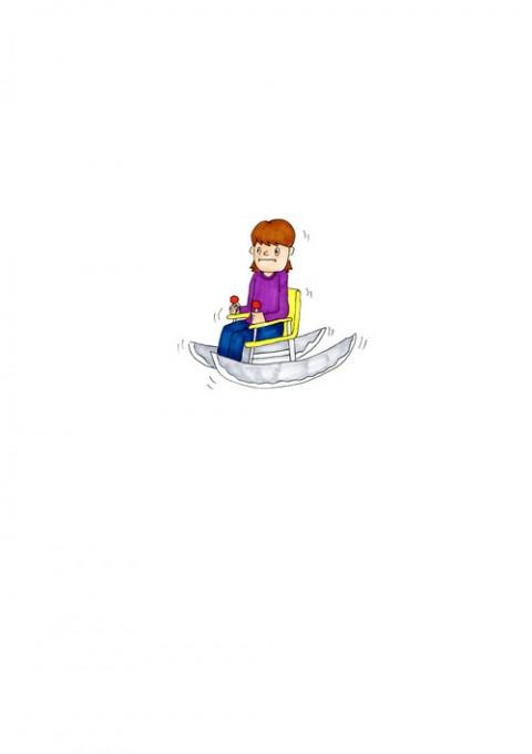 Sword Wheelchair