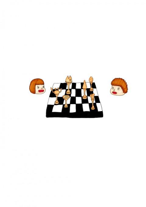 Kitchen Chess