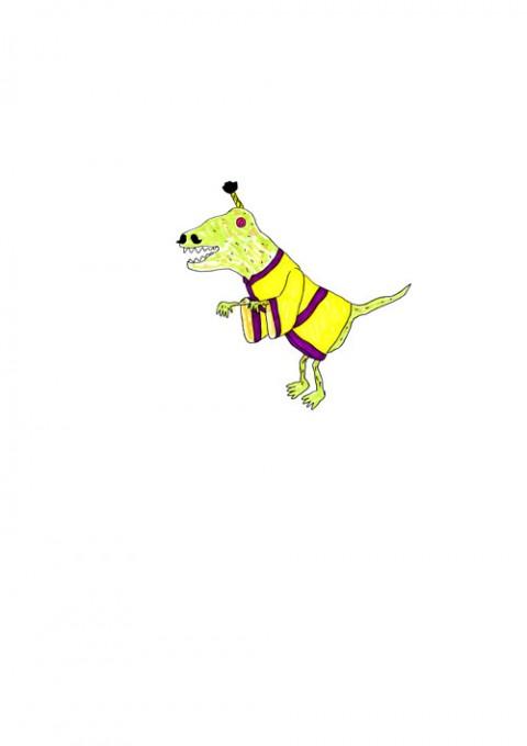 Tonosama Dinosaur
