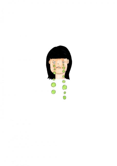 Greenpeas Tears