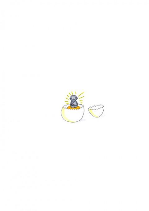 Ksitigarbha Egg