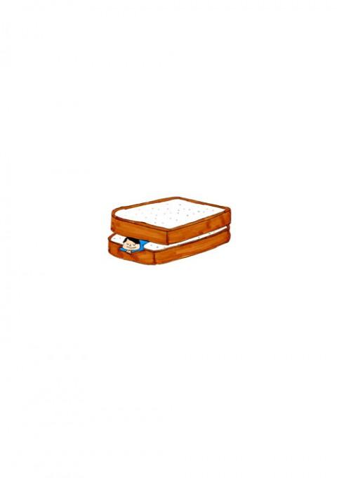 Bread Futon