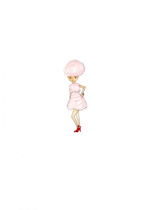 Cotton Candy Fashion