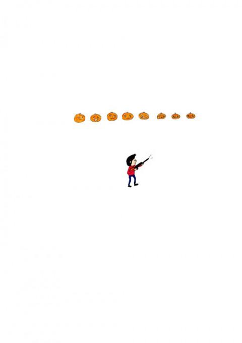 Orange Shooting