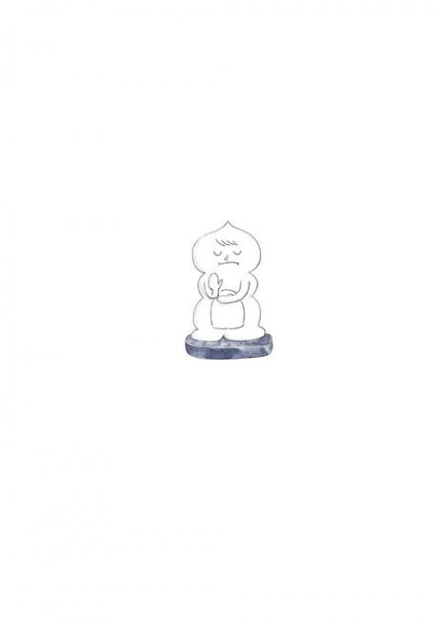 Marshmallow Ksitigarbha