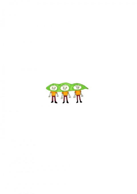 Edamame Three Brothers