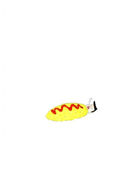 Omelette Sleeping Bag