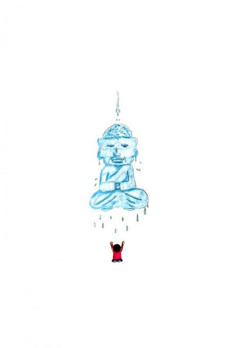 Water Buddha
