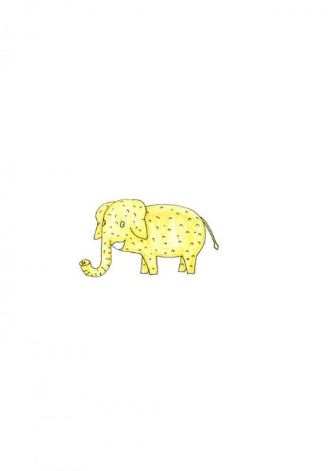 Potato Elephant