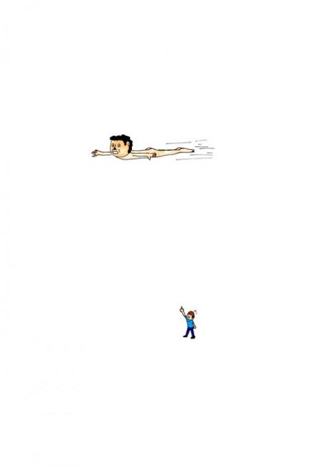 Flying Katochan