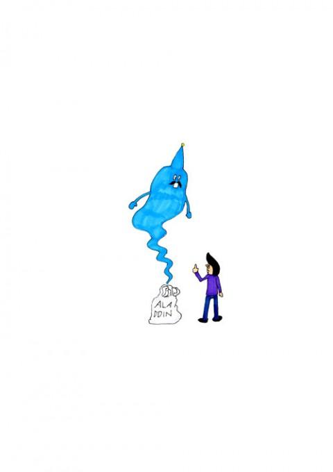 Aladdin Bag