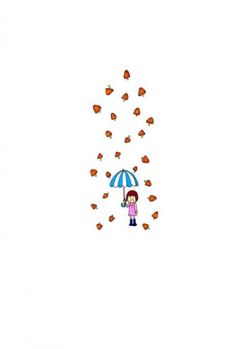 Mushroom Heavy Rain