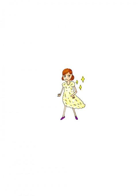 Tempura Dress