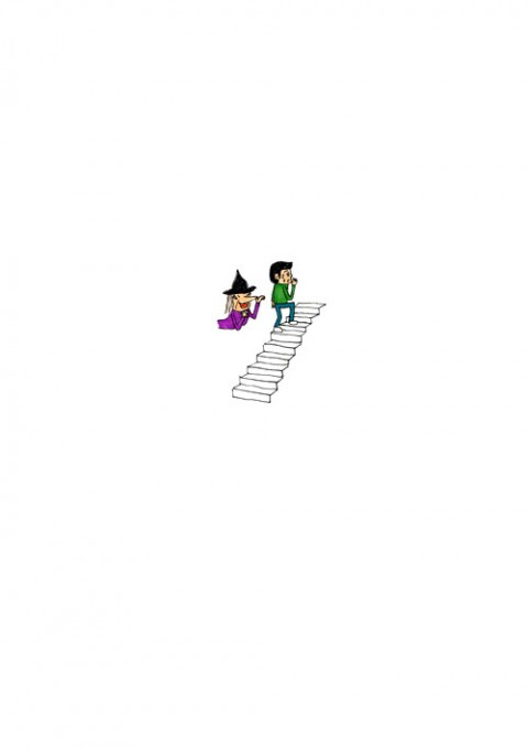 Witch Stairs
