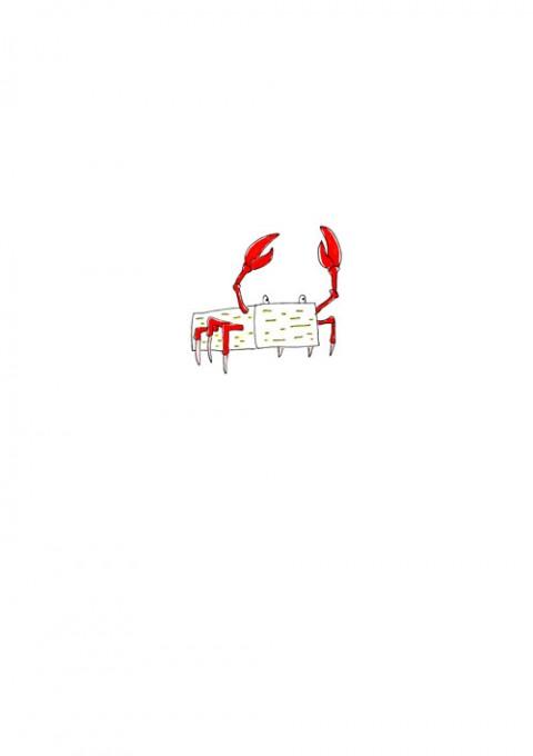 Tofu Crab
