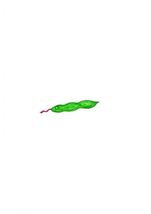 Edamame Snake