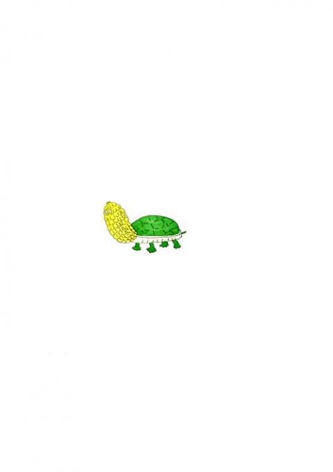 Corn Turtle
