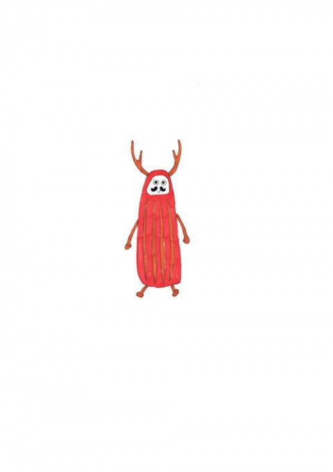Daruma Deer
