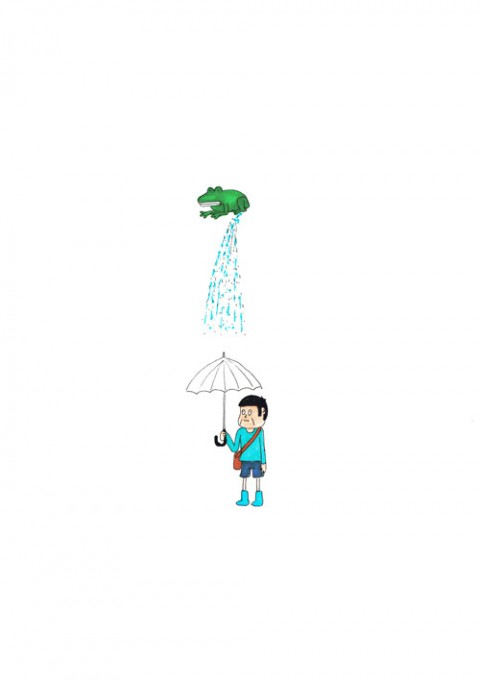 Frog Pee Rain