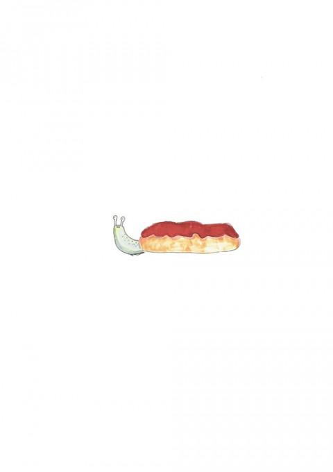 Eclair Snail
