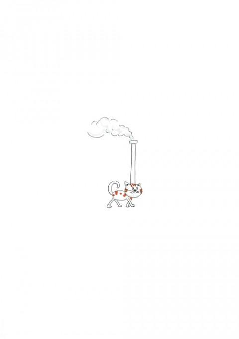 Chimney Cat