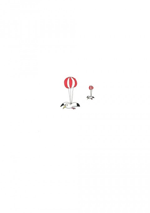 Ballon Bird