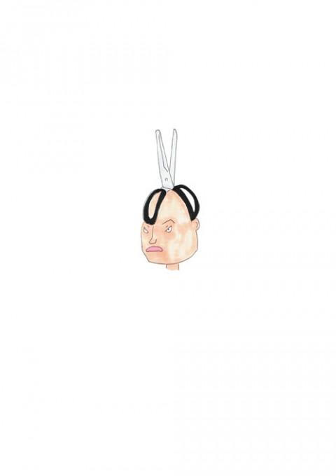 Scissors Head