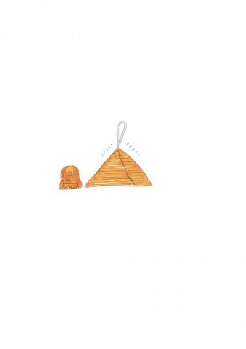 Choco Pyramid
