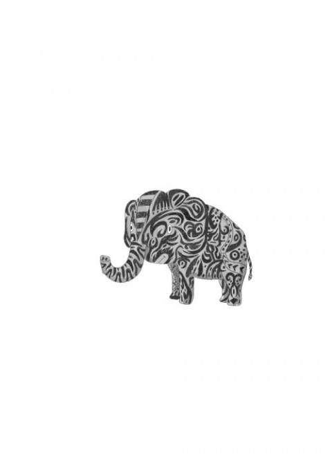 Tattoo Elephant