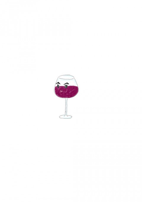 Handsome Wine Glasses