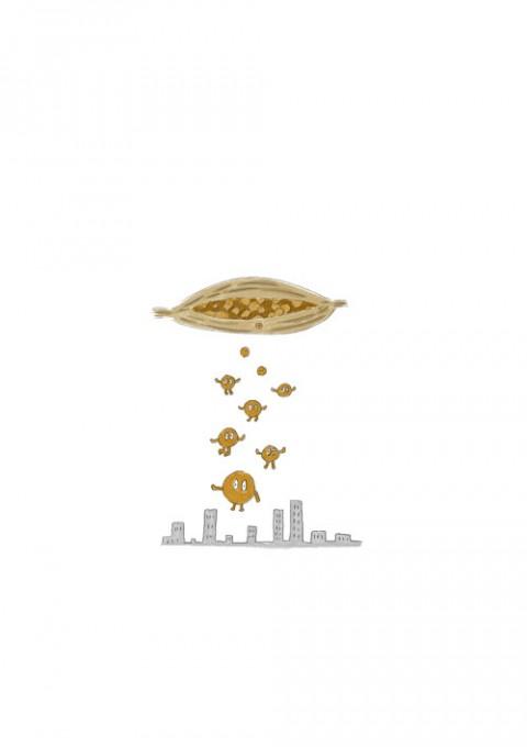 Natto Alien