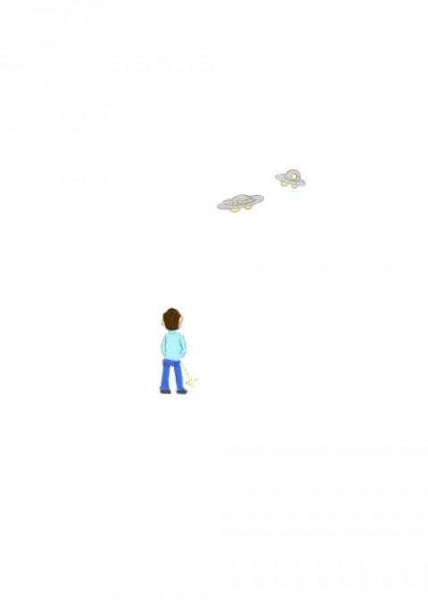Piss UFO