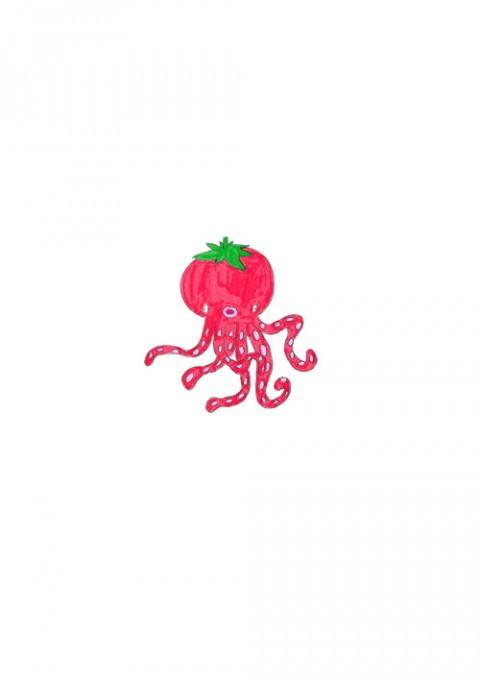Tomato Octopus