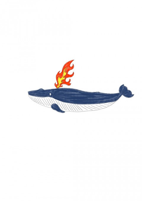 Fire Whale