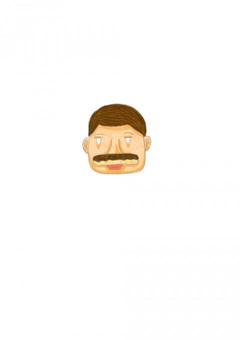 Eclair Mustache