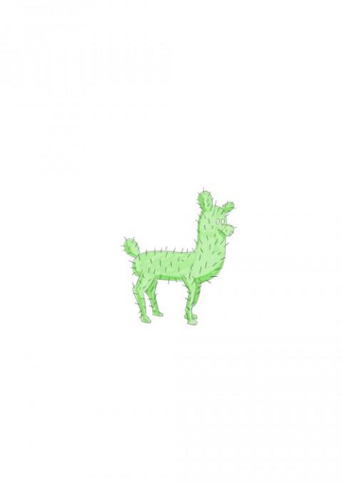 Cactus Deer