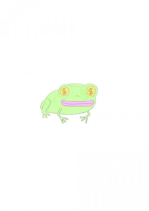 Doller Frog