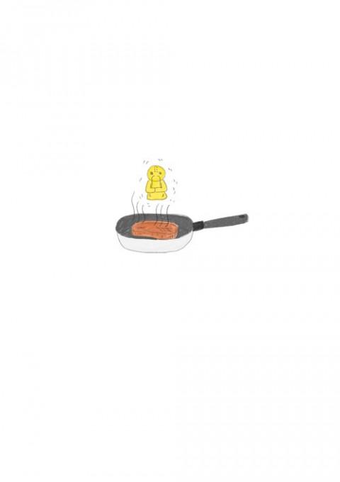 Fry Pan God