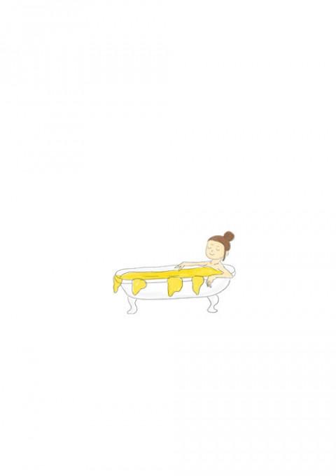 Cheese Fondue Bath