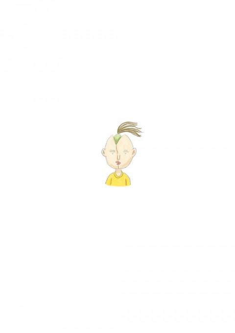 Pistachio Head
