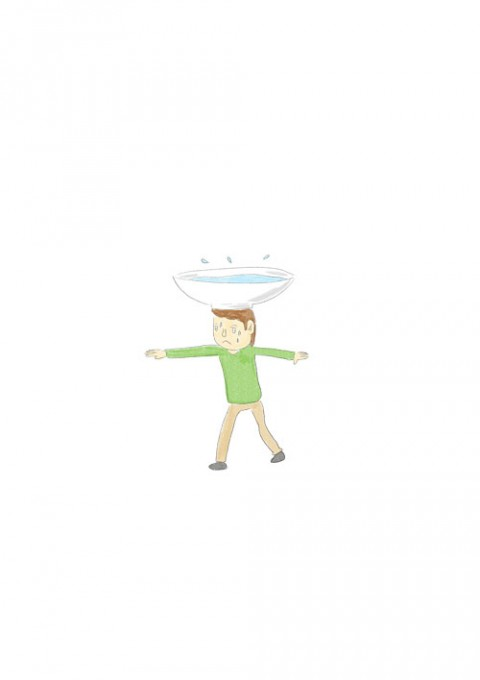 Big Dish Balance