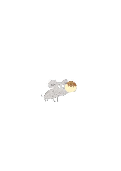 Takoyaki Nose Mouse